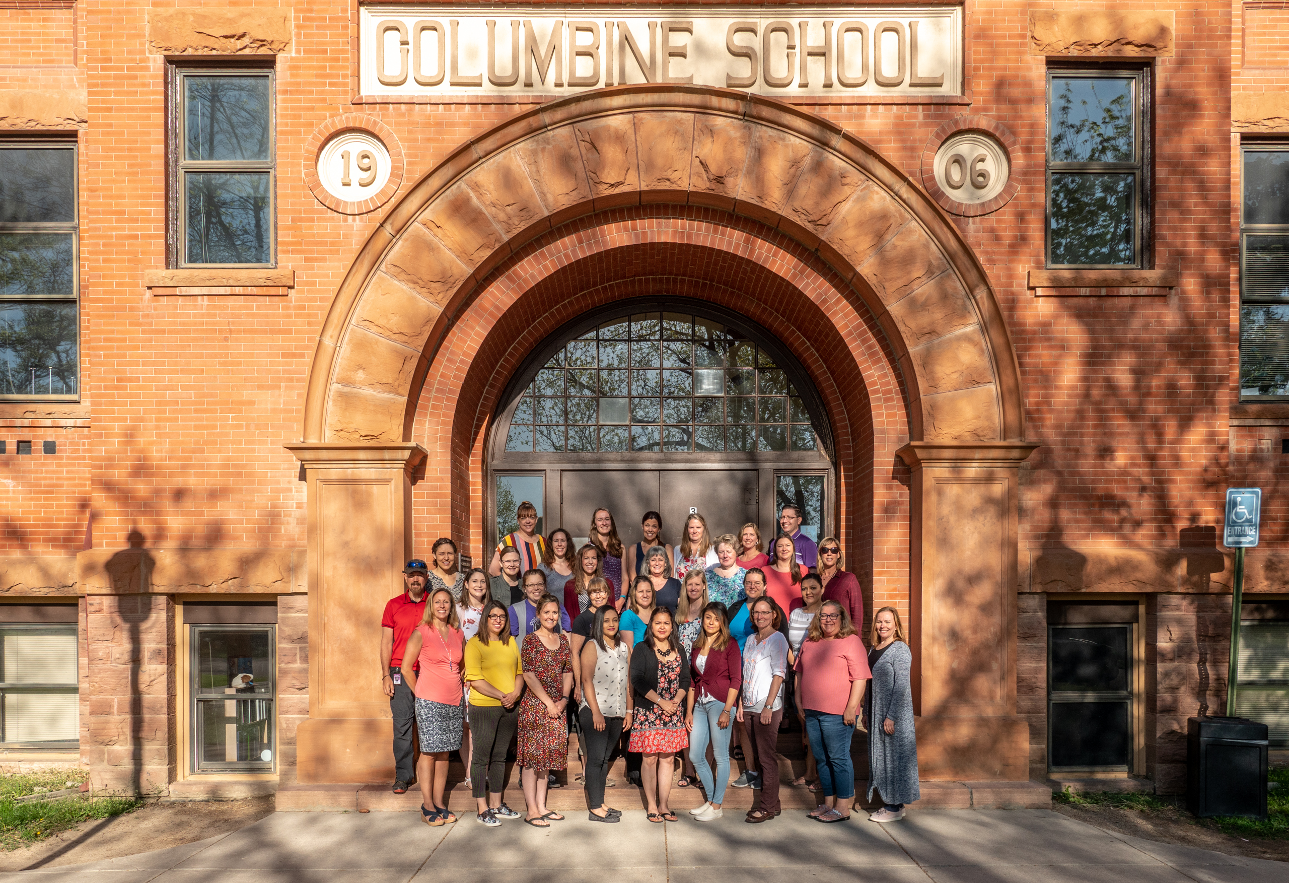 Columbine Elementary School Staff